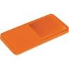 Square reflector amber, self-adhesive, AJBA
