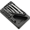 MOD.TX1A Module with sockets and bits Torx®