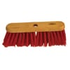 "Broom Head PVC Red 13"""