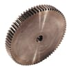 Spur gear without hub module 1