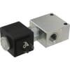 Inline valves 2/2 - N.C. 2-directions EC 380 bar