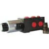 Inline 6/2 control valve AK